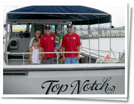 Top Notch Charters company